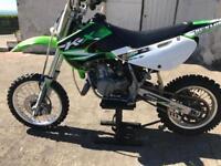 Kawasaki kx 65 2010