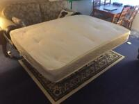 Double mattress like new, used once for guests