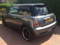 MINI COOPER S FOR SALE, SUPERCHARGED, GREAT CONDITION!