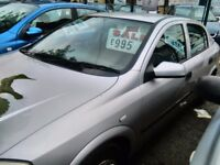 2004 Vauxhall astra 1.7 diesel only £30 a year road tax 5 door hatch back July 2018 mot