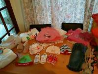 Clothes baby girl 3-6 months