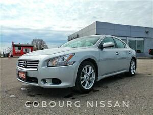 2012 Nissan Maxima Limited Edition