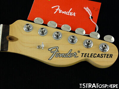 2020 Fender American Performer Telecaster NECK+ TUNERS USA Tele, Rosewood