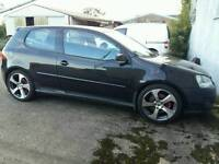 Mk5 VW Golf GTI for spares or repairs due to broken timing belt