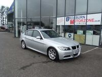 2006 56 BMW 3 SERIES 2.0 320D M SPORT 4d AUTO 161 BHP FREE 12 MONTHS MOT *** GUARANTEED FINANCE ***