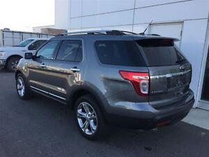 2013 Ford Explorer Limited Leather Moonroof Navigation and more! Edmonton Edmonton Area image 4