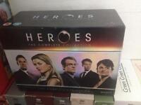 Heroes boxset