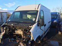 Vauxhall movano van parts injectors radiator seats wheels
