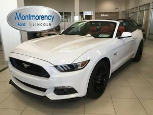 2016 FORD MUSTANG GT PREMIUM DÉMO