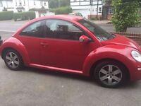 Volkswagen Beetle 1.6 Petrol Manual 3 door