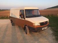 Camper van LDV 2003, low mileage, diesel,long MOT