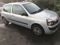 Renault Clio 1.2 Great first car *LOW MILEAGE*