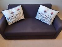 Ikea Askeby 2 Seater Sofa Bed (double) (used once)
