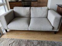 IKEA NOCKEBY 575£ new. Two-Seat Sofa