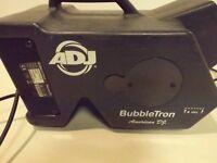 Bubbletron bubble machine