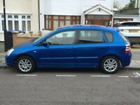 Honda Civic 1.7 CTDi SE Hatchback 5dr - Great first car! NEW TYRES! Full Leather! PRICED LOW