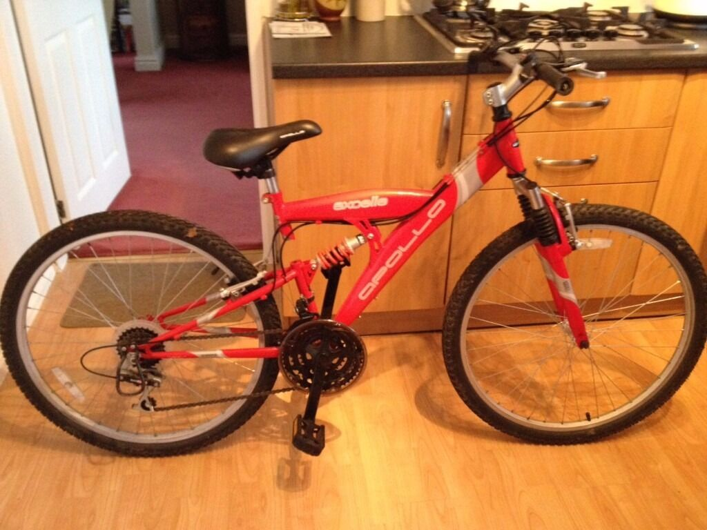 Barely used womens bicycle