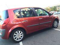 Renault Scenic 1.6 petrol , 2007