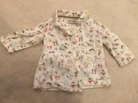 Next blouse 3-6 months