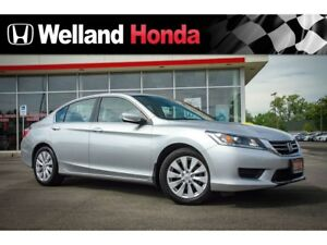 2015 Honda Accord LX - LOW KM'S| BACKUP CAMERA| NO ACCIDENTS