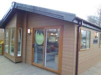 Luxury Willerby Portland Lodge For Sale In The Yorkshire Dales
