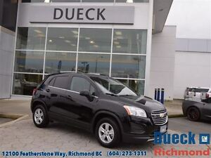 2016 Chevrolet Trax LT  SUN AND Sound PKG With Sunroof