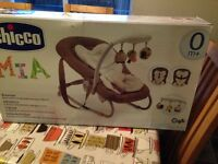 mia chicco baby bouncer