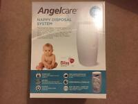 Angelcare nappy bin - brand new