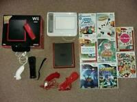 Wii Mini bundle