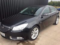 2010 (59) Vauxhall Insignia 2.0 CDTi 16v SRi 5dr 2 Previous Owners, 2 Keys, Service History, May PX