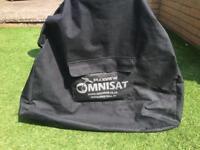 Omnisat portable satellite dish
