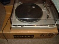 TECHNICS SL-B2 turntable / record player