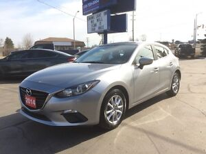 2014 Mazda Mazda3 GS-SKY HEATED SEATS!