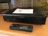 Sony SLV-E820UX VHS video recorder