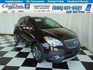 2014 Buick Encore * CX All Wheel Drive * Local Trade * 0.9% Fina