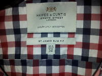 Hawes and Curtis St.James Slim fit (15.5-34)