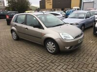 Fiesta 5 Door Semi Auto....96000 Miles...FSH....MOT til June 2018....P/X Welcome
