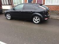 Ford Focus zetec 1.6 tdci swap