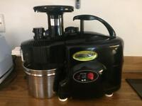 Green Power Juice Extractor
