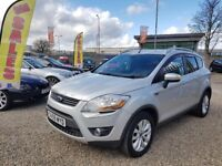 2009 Ford Kuga 2.0 TDCi Titanium / 4x4 / 5dr / 6 Month RAC Warranty Included