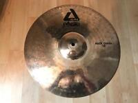 Cymbals and Black Panther Snare