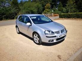 VW Golf TDI 1.9