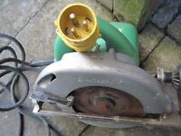 circular saw C 7u Hitachi