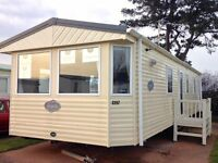 Cheap 3 bedroom caravan with site fees included