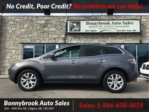 2008 Mazda CX-7 GT LEATHER POWER SUNROOF AWD