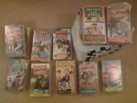 25 Only Fools and Horses VHS Tapes