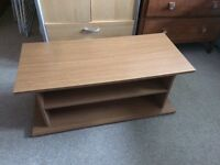 Lovely Argos wooden tv stand £10