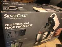 Silver Crest Food Processor