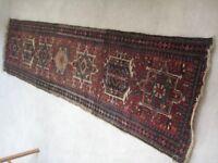 Oriental carpet (runner)