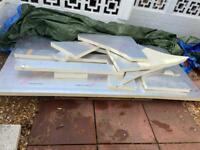 50mm. Insulation board